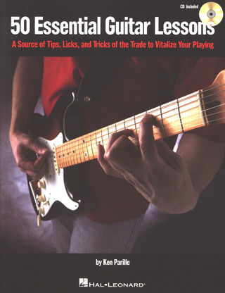 Ken Parille: 50 Essential Guitar Lessons