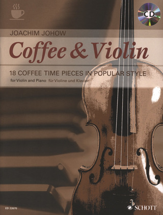 Joachim Johow: Coffee & Violin
