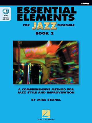 Mike Steinel: Essential Elements for Jazz Ensemble 2