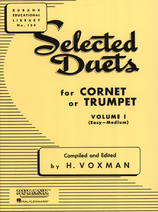 Himie Voxman: Selected Duets 1