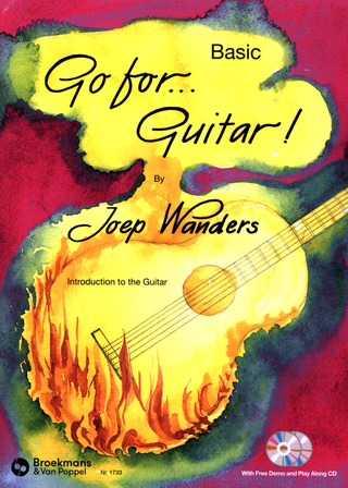 Joep Wanders: Go for Guitar!
