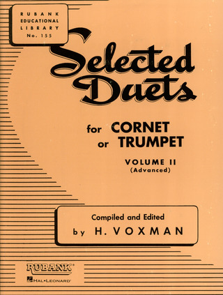 Himie Voxman: Selected Duets 2