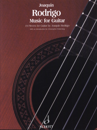 Joaquín Rodrigo: Music for Guitar