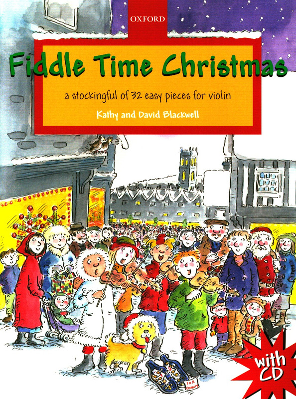 David Blackwell et al.: Fiddle Time Christmas