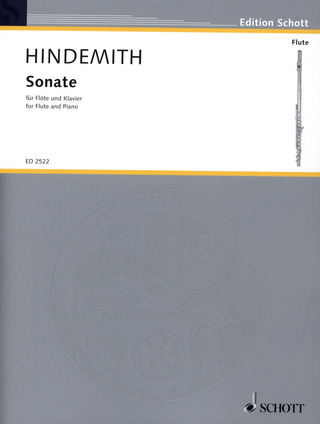 Paul Hindemith: Sonate (1936)
