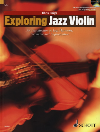 Chris Haigh: Exploring Jazz Violin