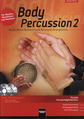 Gerhard Reiter: Body Percussion 2