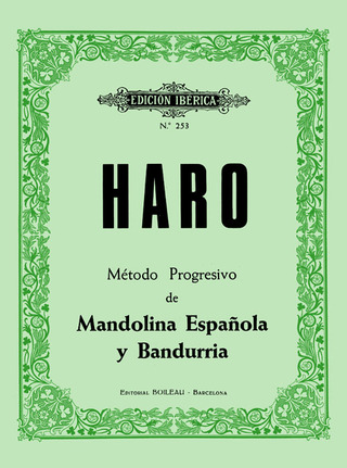Francisco Haro: Método Progresivo