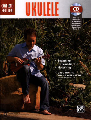 Greg Horne: The Complete Ukulele Method: Complete Edition