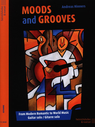 Andreas Hinners: Moods and Grooves