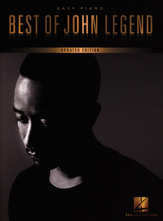 John Legend: Best Of John Legend - 2017 Edition (Easy Piano)