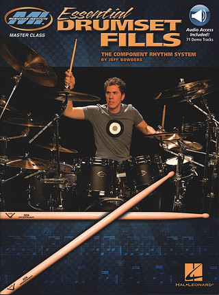 Jeff Bowders: Essential Drumset Fills