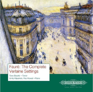 Gabriel Fauré: The Complete Verlaine Settings (1887–1894)