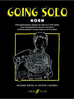 Bissill R. + Campbell A.: Going Solo Horn