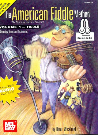 Brian Wicklund: The American Fiddle Method 1
