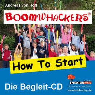 Andreas von Hoff: Boomwhackers – How to start