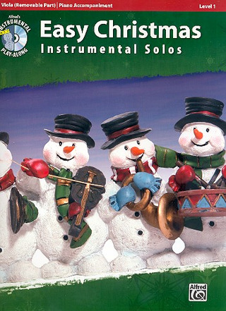 Easy Christmas - Instrumental Solos