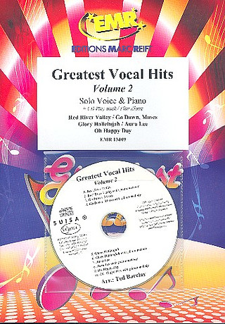 Greatest Vocal Hits Volume 2 + CD