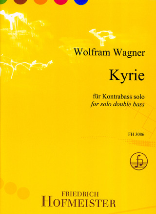 Wolfram Wagner: Kyrie