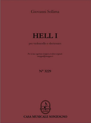 Giovanni Sollima: Hell I