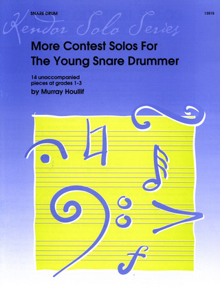 Murray Houllif: More Contest Solos For The Young Snare Drummer