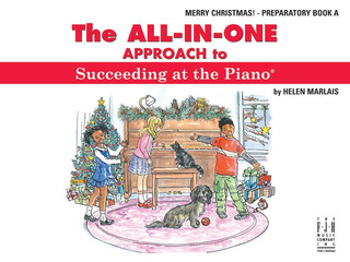The All-In-One Approach – Prep. Book A – Merry Christmas!