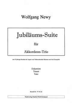 Newy Wolfgang: Jubilaeums Suite