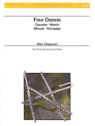 Chapman Alan: 4 Dances