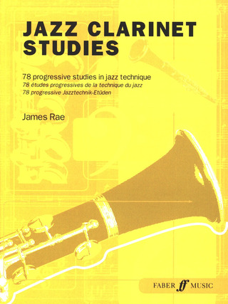 James Rae: Jazz Clarinet Studies