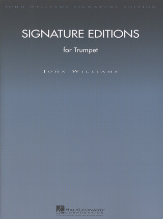 John Williams: Signature Editions