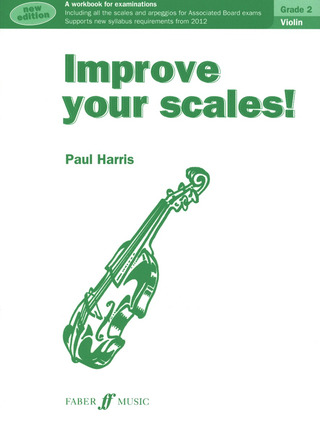Paul Harris: Improve your scales!