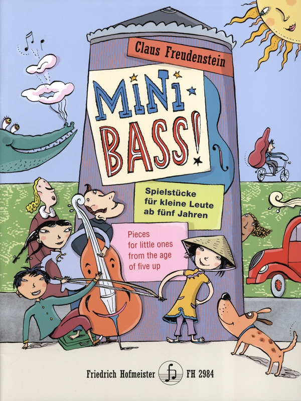 Claus Freudenstein: Mini-Bass!