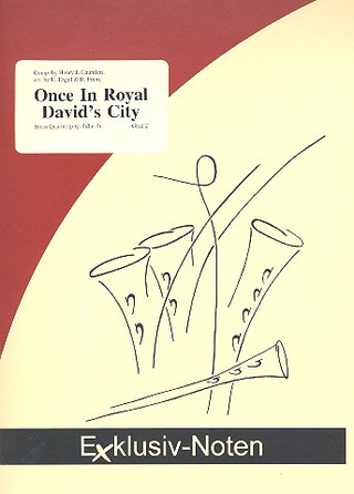 Henry Gauntlett: Once In Royal David's City