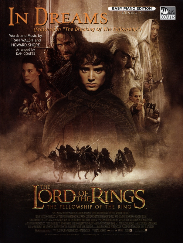 Howard Shore: In Dreams (Lord Of The Rings)