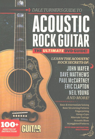 Dale Turner: Dale Turner's guide to Acoustic Rock Guitar