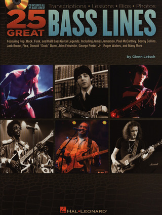 25 Great Bass Lines