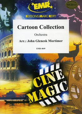 John Glenesk Mortimer: Cartoon Collection