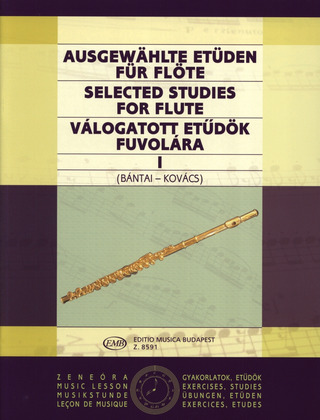 Selected Studies for Flute I