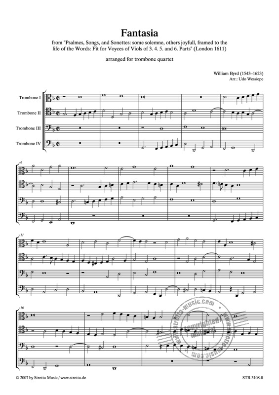 William Byrd: Fantasia