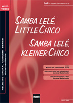 Samba Lele Little Chico