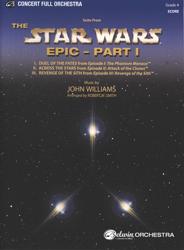 John Williams: Suite from the Star Wars Epic - Part I