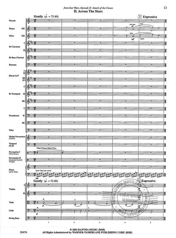 John Williams: Suite from the Star Wars Epic - Part I (2)