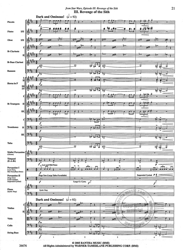 John Williams: Suite from the Star Wars Epic - Part I (3)
