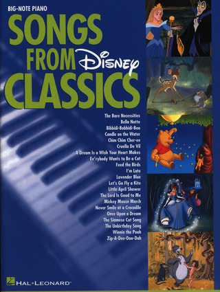 Eduard Ebel: Songs From Disney Classics
