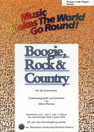 Boogie, Rock & Country