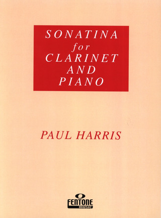Paul Harris: Sonatina