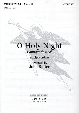 Adolphe Adam: O Holy Night