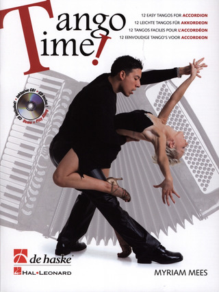 Mees Myriam: Tango Time