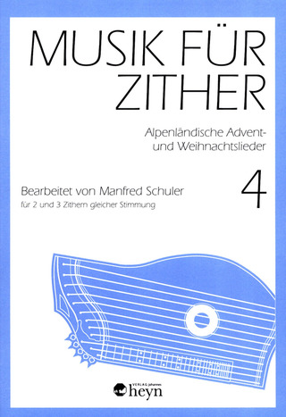 Manfred Schuler: Musik Fuer Zither 4