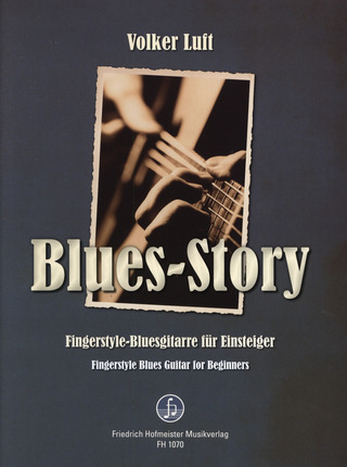 Volker Luft: Blues-Story